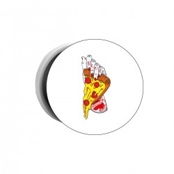 """Попсокет с принтом """"Неприличная пицца"""""""