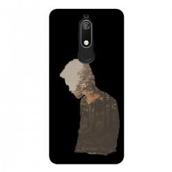 """Чехол для Nokia с принтом """"Твой внутренний лес"""""""