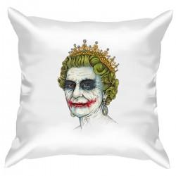 """Подушка с принтом """"Ее Величество Джокер"""""""