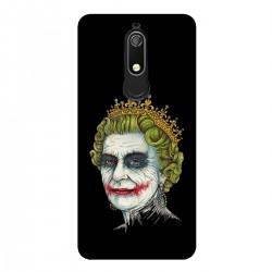 """Чехол для Nokia с принтом """"Ее Величество Джокер"""""""