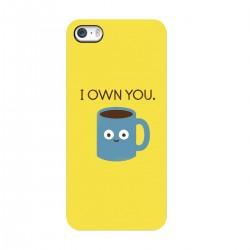 """Чехол для Apple iPhone с принтом """"I own you"""""""