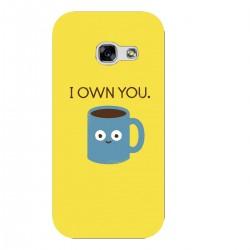 """Чехол для Samsung с принтом """"I own you"""""""