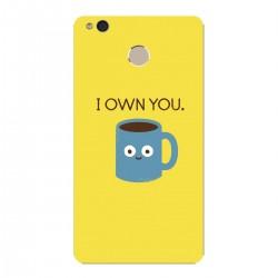 """Чехол для Xiaomi с принтом """"I own you"""""""