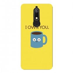 """Чехол для Nokia с принтом """"I own you"""""""