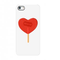 """Чехол для Apple iPhone с принтом """"Острый леденец"""""""