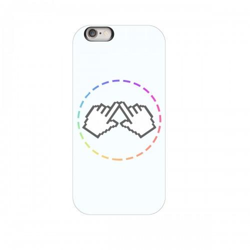 """Чехол для Apple iPhone 6/6S с принтом """"Логотип"""""""