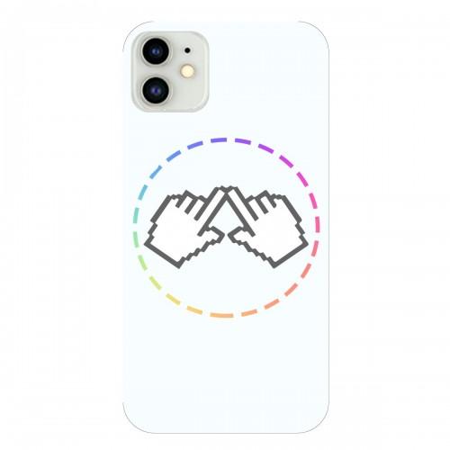 """Чехол для Apple iPhone 11 с принтом """"Логотип"""""""