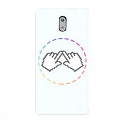 """Чехол для Nokia 3 с принтом """"Логотип"""""""