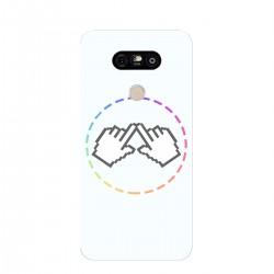 """Чехол для LG G5/H845 с принтом """"Логотип"""""""