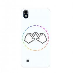 "Чехол для LG X Power/K220DS с принтом ""Логотип"""