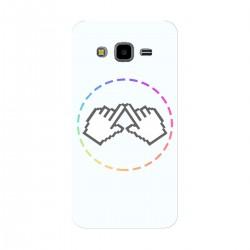 "Чехол для Samsung Galaxy J2 Prime (2016)/SM-G532F с принтом ""Логотип"""