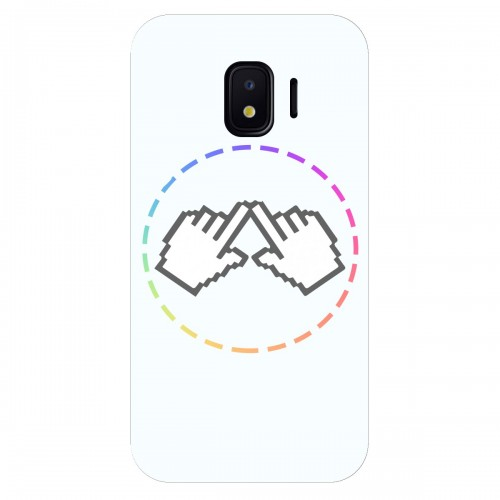 "Чехол для Samsung Galaxy J2 Core (2018) с принтом ""Логотип"""