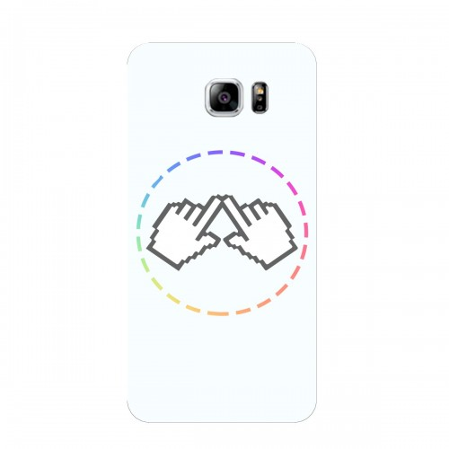 "Чехол для Samsung Galaxy S6 Edge Plus с принтом ""Логотип"""