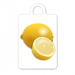 """Брелок с принтом """"Лимончики"""""""