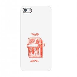 """Чехол для Apple iPhone с принтом """"Шпротоньки"""""""