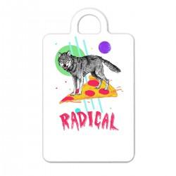 """Брелок с принтом """"Radical"""""""