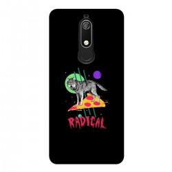 """Чехол для Nokia с принтом """"Radical"""""""
