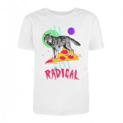 """Футболка с принтом """"Radical"""""""