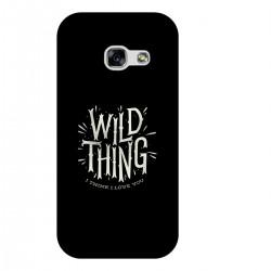 """Чехол для Samsung с принтом """"Wild thing"""""""