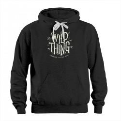 """Толстовка с принтом """"Wild thing"""""""