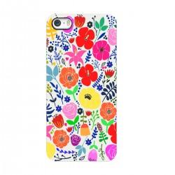 """Чехол для Apple iPhone с принтом """"Полевые цветы"""""""