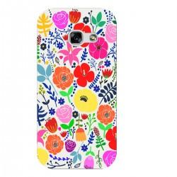 """Чехол для Samsung с принтом """"Полевые цветы"""""""