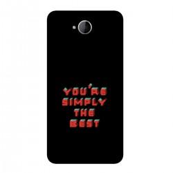 "Чехол для Microsoft с принтом ""You are simply the best"""