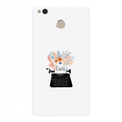 """Чехол для Xiaomi с принтом """"Пишущая машинка"""""""