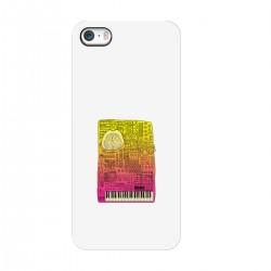 """Чехол для Apple iPhone с принтом """"Borg3000"""""""