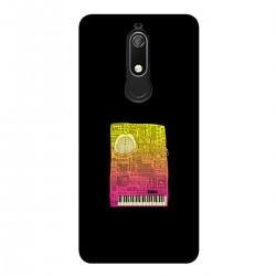 """Чехол для Nokia с принтом """"Borg3000"""""""