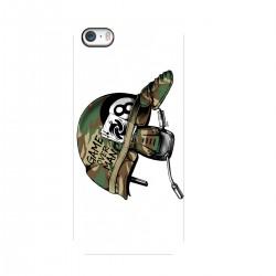 """Чехол для Apple iPhone с принтом """"Game over man"""""""